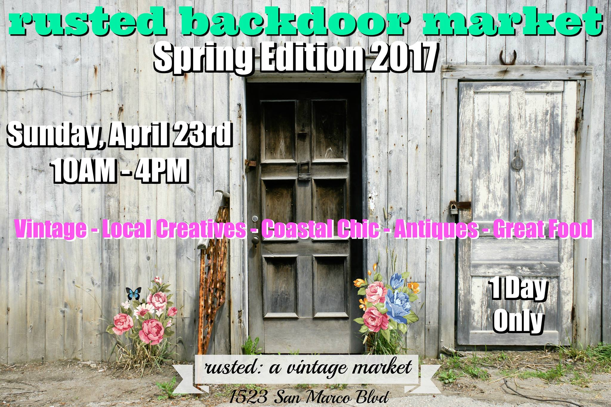 Spring Back Door Market