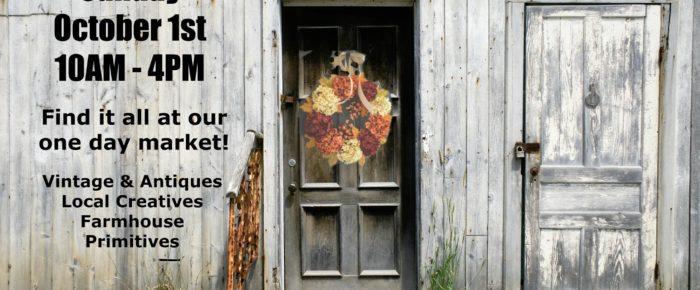 Fall Back Door Market