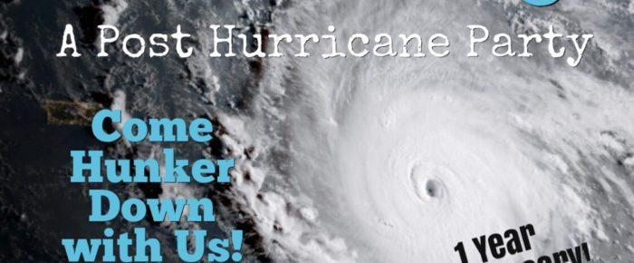 Post Hurricane Party